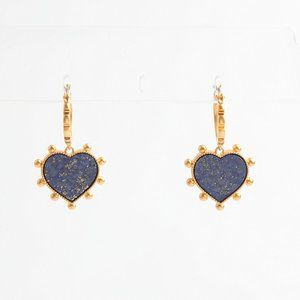 Tory Burch Heart Earrings